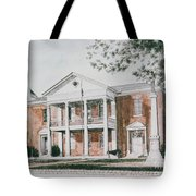 Henry County Courthouse Tote Bag