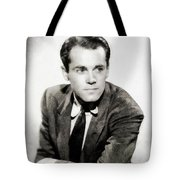 Henry Fonda, Hollywood Legend Tote Bag