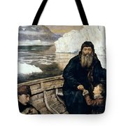 Henry Hudson And Son Tote Bag