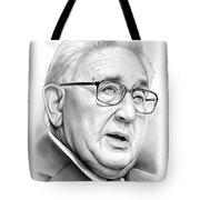 Henry Kissinger Tote Bag