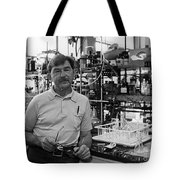 Henry Taube, Canadian-american Chemist Tote Bag