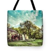 Henry Wadsworth Longfellow's Wayside Inn Gristmill, Sudbury, Massachusetts Tote Bag