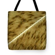 Hens Feather Tote Bag