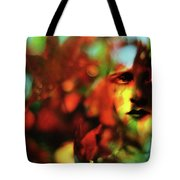 Her Autumn Eyes Tote Bag
