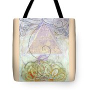 Her Craft And Wind Tote Bag