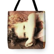 Her Eyes Tote Bag