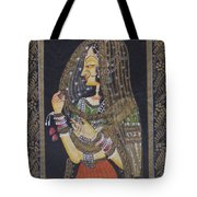 Her Grace  Tote Bag