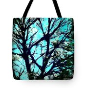 Her Perfect Tree Tote Bag