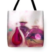Her Perfume Bottles Tote Bag