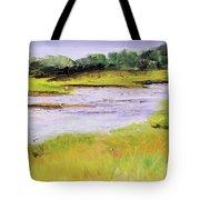 Her River Dream Tote Bag