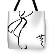 Her Shape Tote Bag