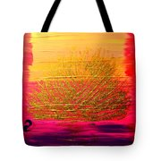 Her Sunrise Tote Bag