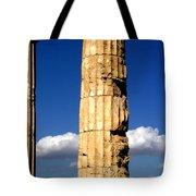 Hera Temple - Selinunte - Sicily Tote Bag