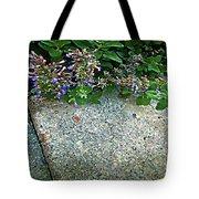 Herb Garden Walkway Tote Bag