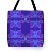 Herbern Blue Tote Bag