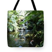 Here Come Some Friends Tote Bag