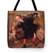 Here Comes The Gobbler Tote Bag