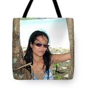 Here I Am Bug Tote Bag