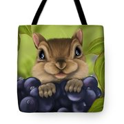 Here I Am Tote Bag