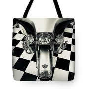 Here In The Headlights Tote Bag