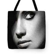 Here Is Looking At You Tote Bag