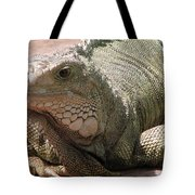 Here Leezard Leezard Tote Bag