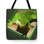Here Looking At You Tote Bag