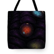 Here We Come Ready Or Not Tote Bag