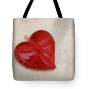 Here's My Heart Tote Bag