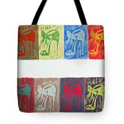 Here's My Shoes Tote Bag