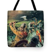 Hereward The Wake Tote Bag