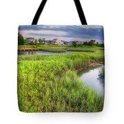 Heritage Shores Nature Preserve Tote Bag