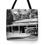Heritage Town Of Echuca - Victoria Australia Tote Bag
