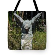 Herman Gargoyle Tote Bag