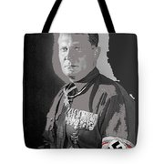 Herman Goering Portrait With His Medals Including The Blue Max Circa 1935-2016 Tote Bag
