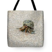 Herman The Hermit Tote Bag