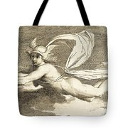 Hermes With Caduceus, 1791 Tote Bag