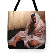 Hermit Tote Bag
