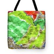 Hermit's Hut Tote Bag