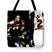 Heroes Come And Go But Legends Are Forever Tote Bag