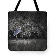 Heron 1 Artistic  Tote Bag