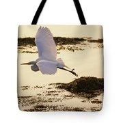 Heron Fly-by Tote Bag