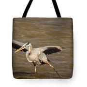 Heron - Hokey Pokey Tote Bag