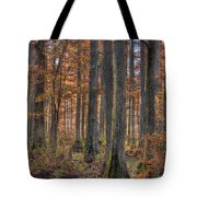 Heron Pond Dawn Tote Bag