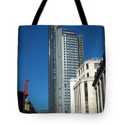 Heron Tower Tote Bag