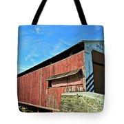 Herrs Mill Bridge Tote Bag