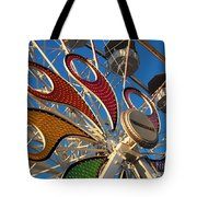 Hershey Ferris Wheel Of Color Tote Bag