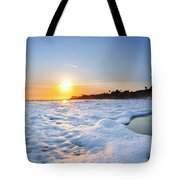Hesler Sunset Tote Bag
