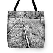 Hespeler Tracks Tote Bag