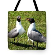 Hey Did You Hear The One About... Tote Bag